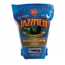 Jazzmen Brown Rice 28oz