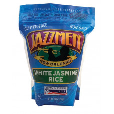 Jazzmen White Rice 28oz