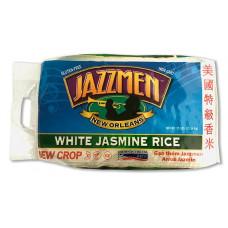 Jazzmen White Rice 25lb